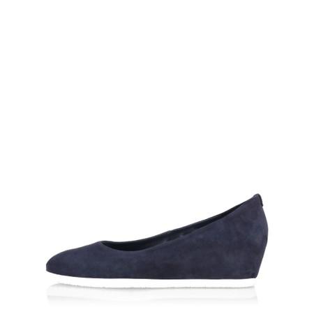 Hogl Ingrid Wedge Shoe  - Blue