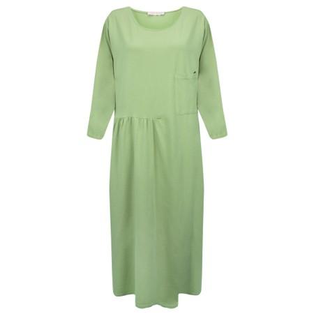 Amazing Woman Bobby Jersey Dress - Green