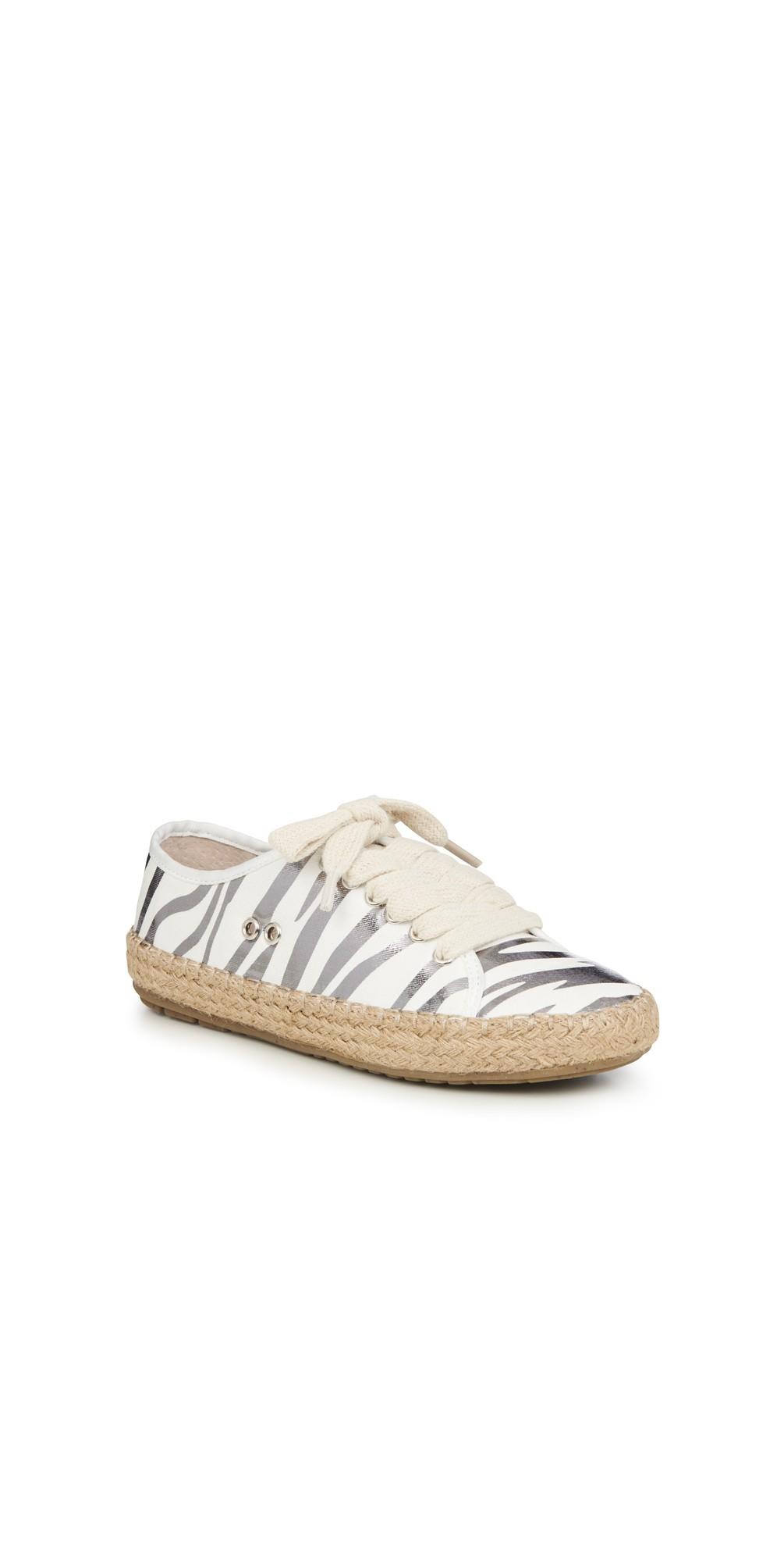 Agonis Espadrille LaceUp Shoe main image