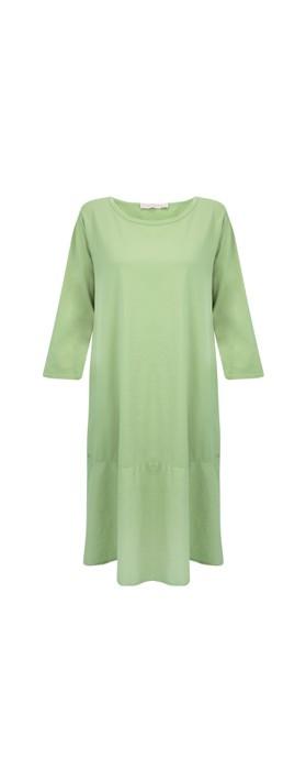 Amazing Woman Beatrix Jersey Dress Avocado