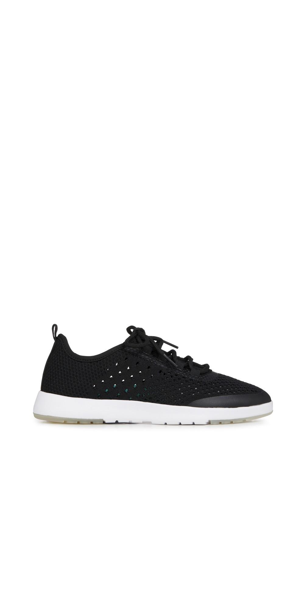 Miki Black Washable Sneakers main image
