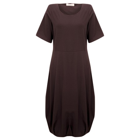 Mama B Dogliani U Jersey Dress - Red