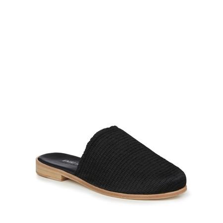 EMU Australia Belgrave Woven Slide Sandal - Black