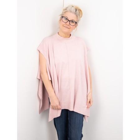 Amazing Woman Tori Poncho - Pink