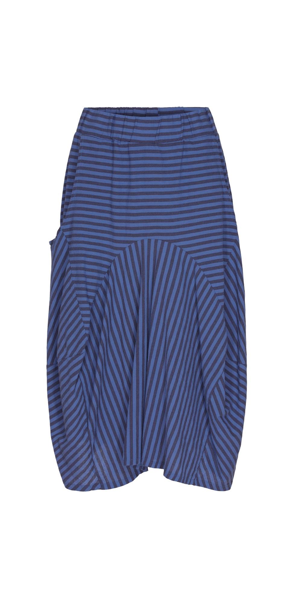Sara Stripe Skirt main image