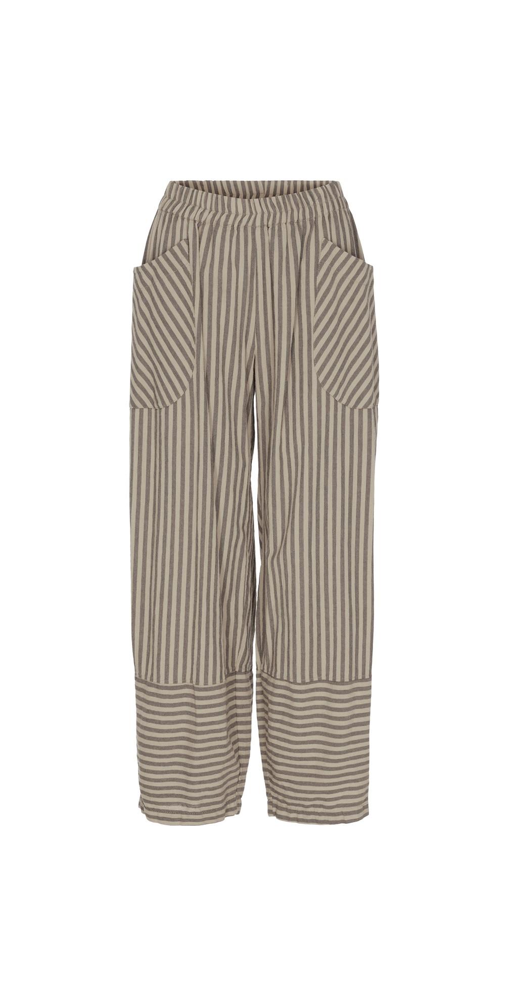 Trina Stripe Trousers main image