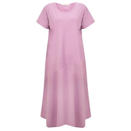Amazing Woman Brina Jersey Dress - Purple