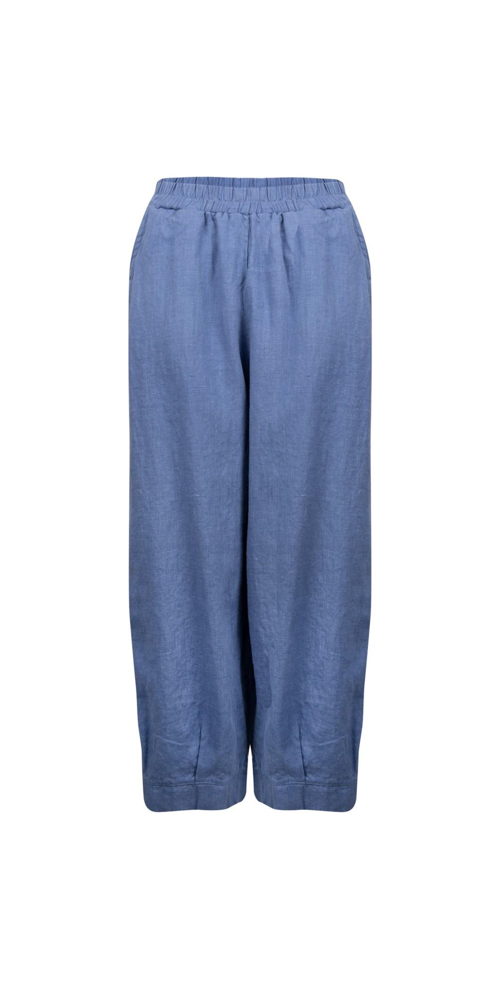 Tyra Linen Trousers main image