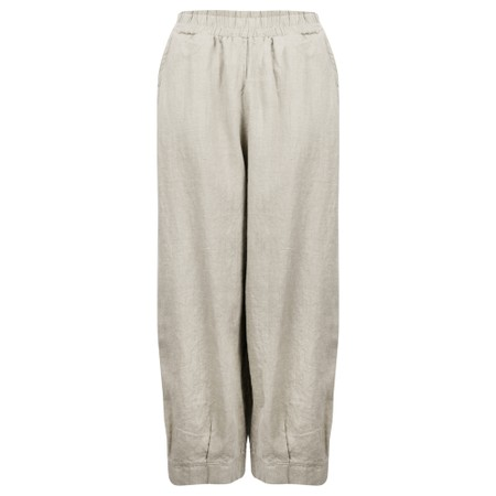 Thing Tyra Linen Trousers - Beige