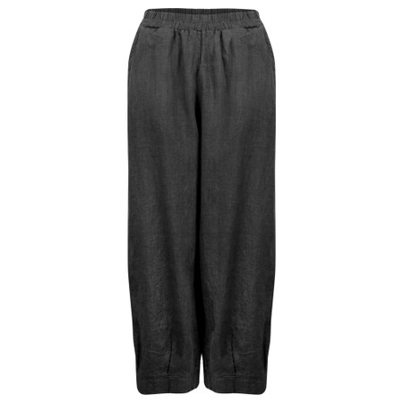 Thing Tyra Linen Trousers - Black