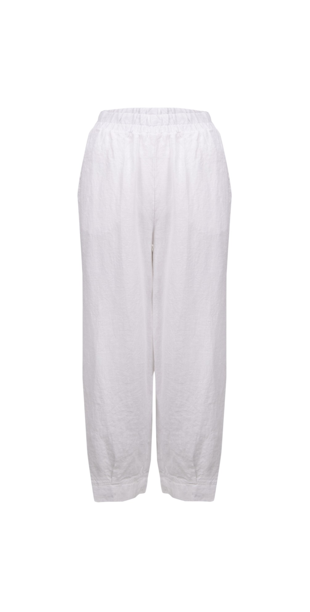 Tyra Linen Trousers main image