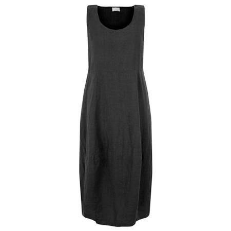 Thing Freya Linen Dress - Black
