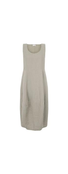Thing Freya Linen Dress Linen