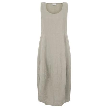 Thing Freya Linen Dress - Beige
