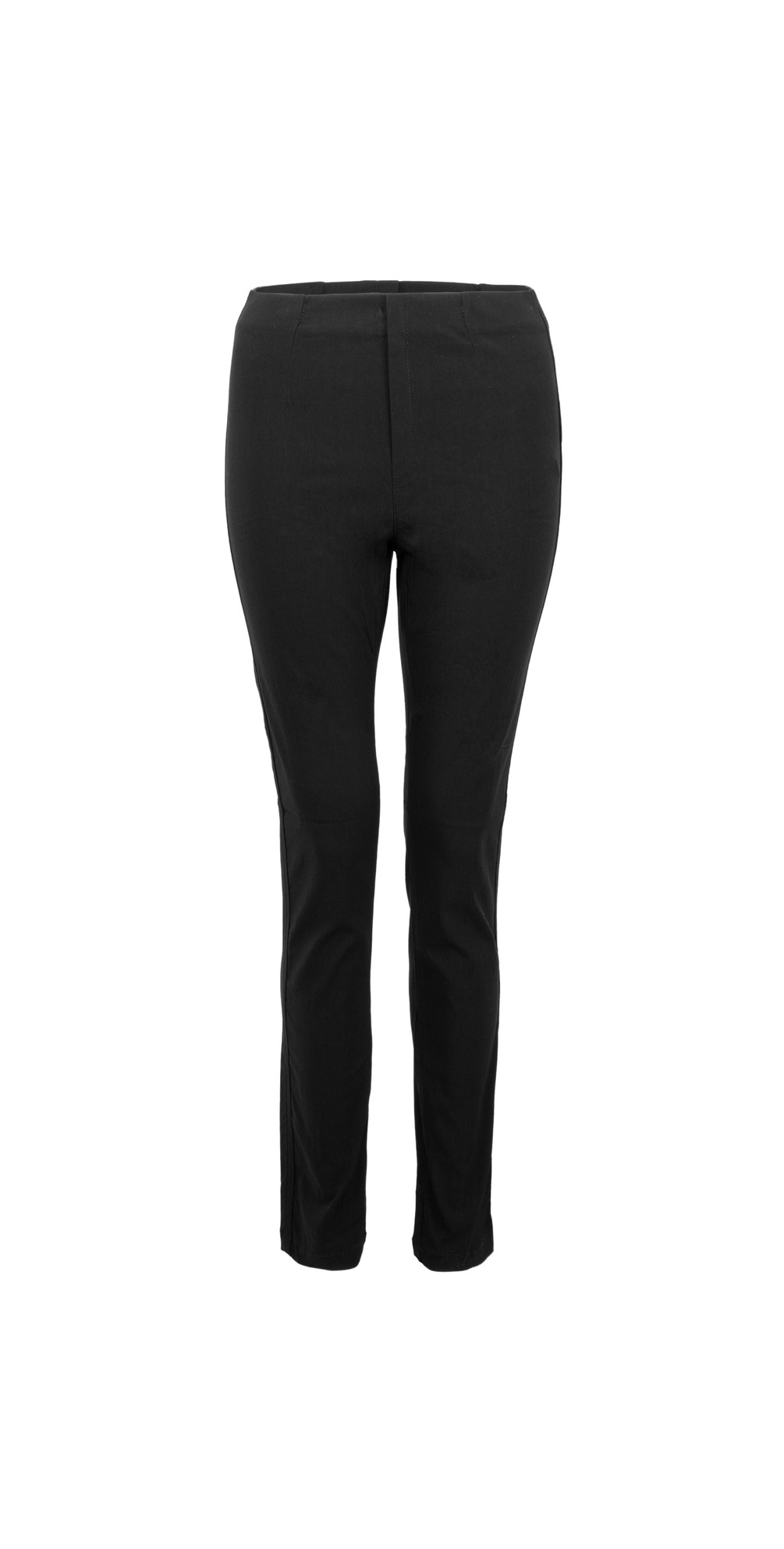 08 Piero Seamed Pull Up Trouser main image