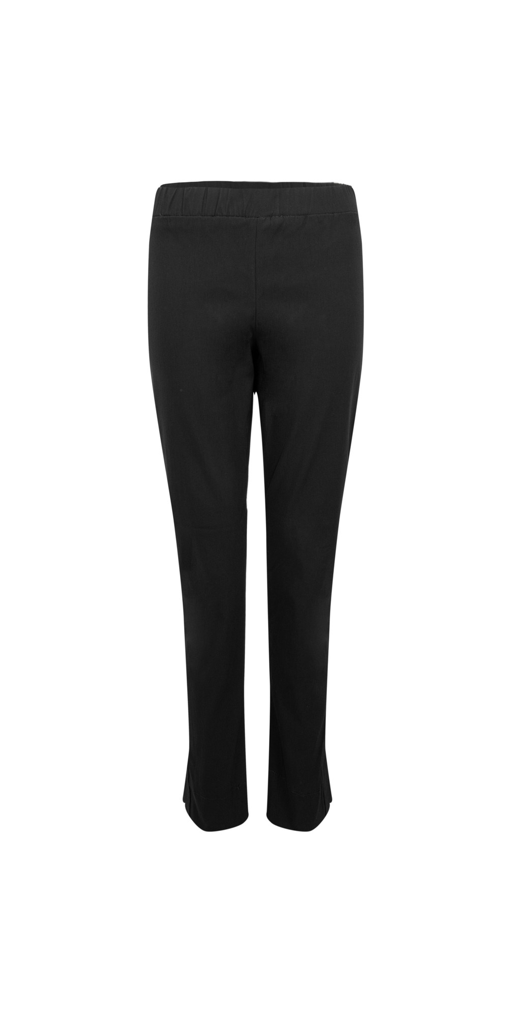 28 Piero Seamed Pull Up Trouser main image