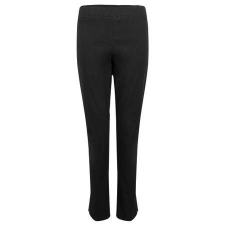 Amazing Woman 28 Piero Seamed Pull Up Trouser - Black