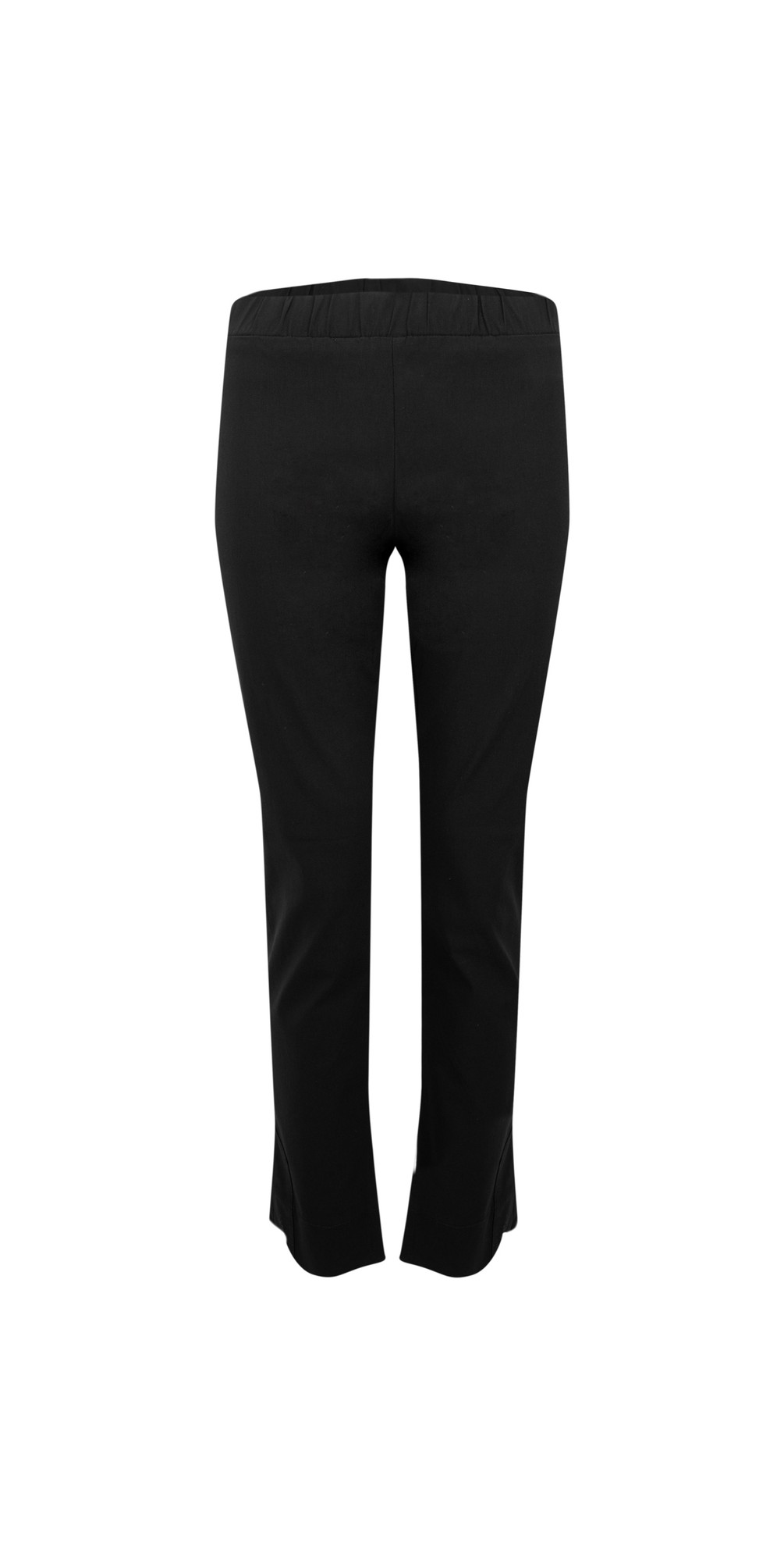 30 Piero Seamed Pull Up Trouser main image