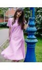 Amazing Woman Lilac Brina Jersey Dress