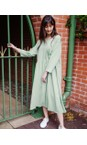 Amazing Woman Avocado Bobby Jersey Dress