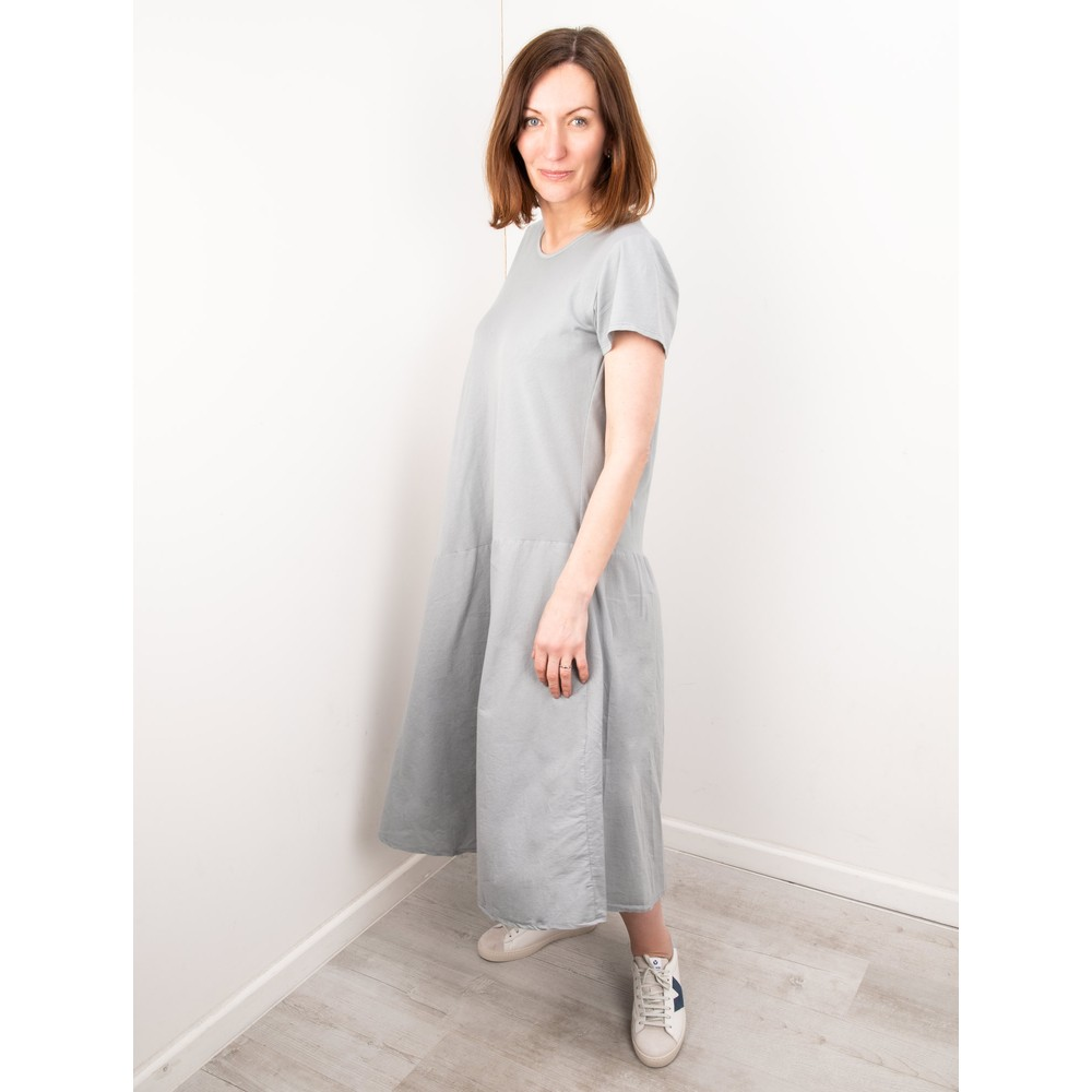 Amazing Woman Brina Jersey Dress Topo Grey
