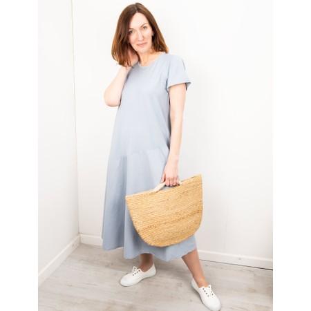 Amazing Woman Brina Jersey Dress - Blue