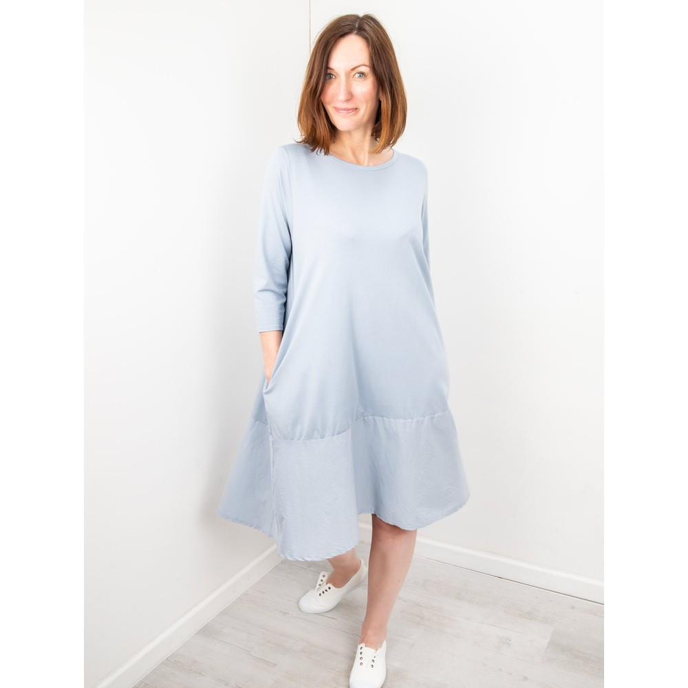 Amazing Woman Beatrix Jersey Dress Denim