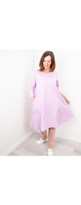 Amazing Woman Beatrix Jersey Dress Lilac