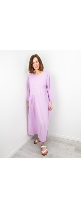 Amazing Woman Bobby Jersey Dress Lilac