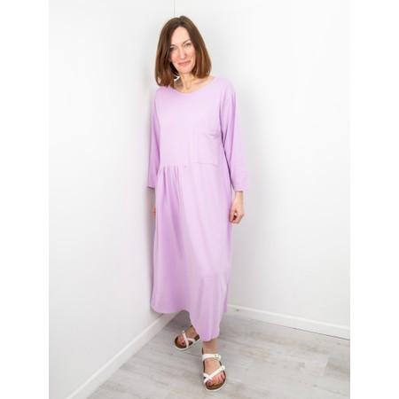 Amazing Woman Bobby Jersey Dress - Purple