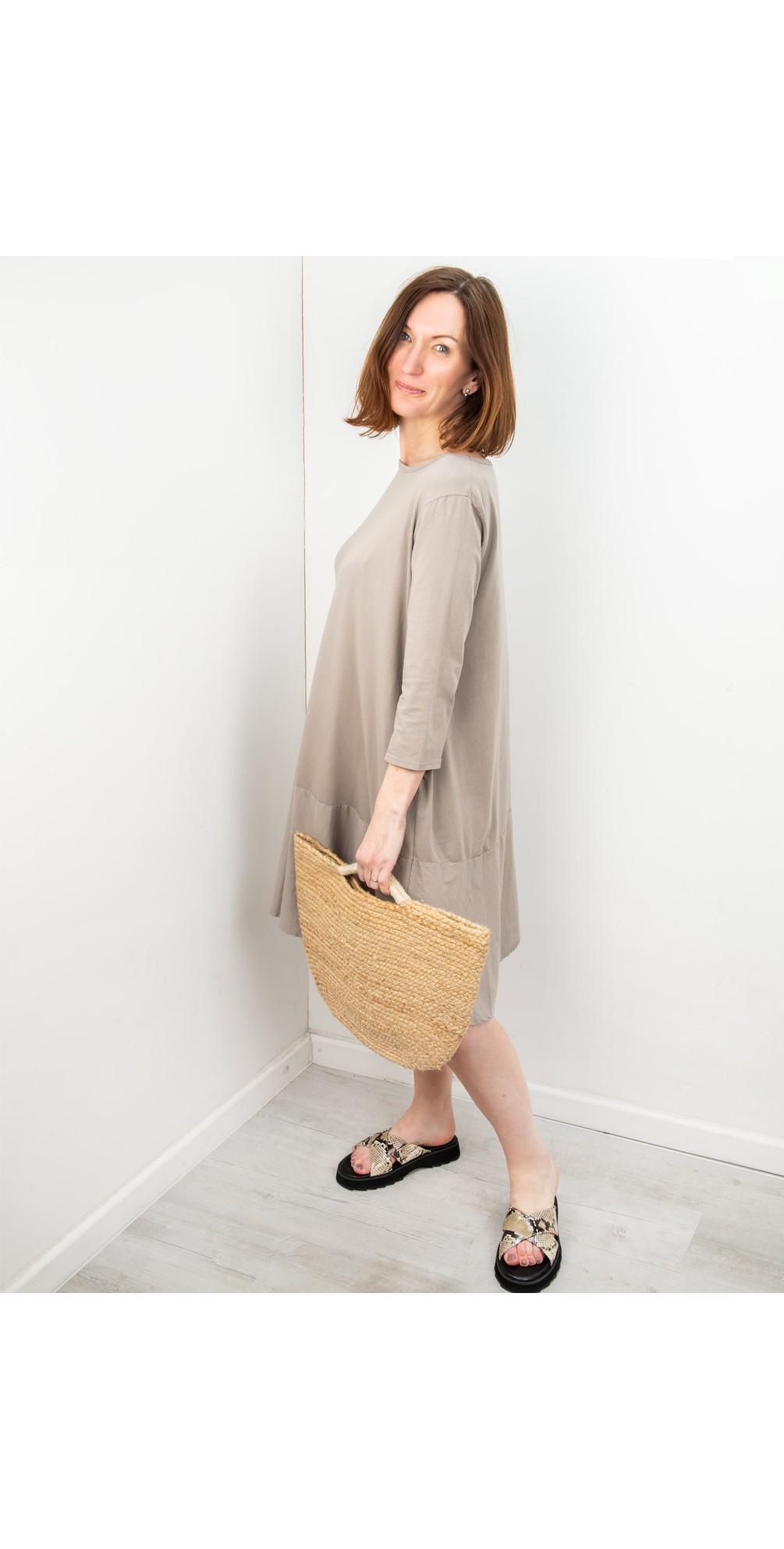 Beatrix Jersey Dress main image