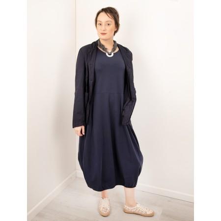 Mama B Dogliani U Jersey Dress - Blue