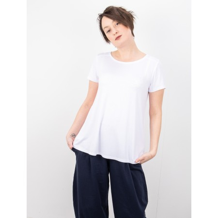 Foil Software Update Swing Tee - White