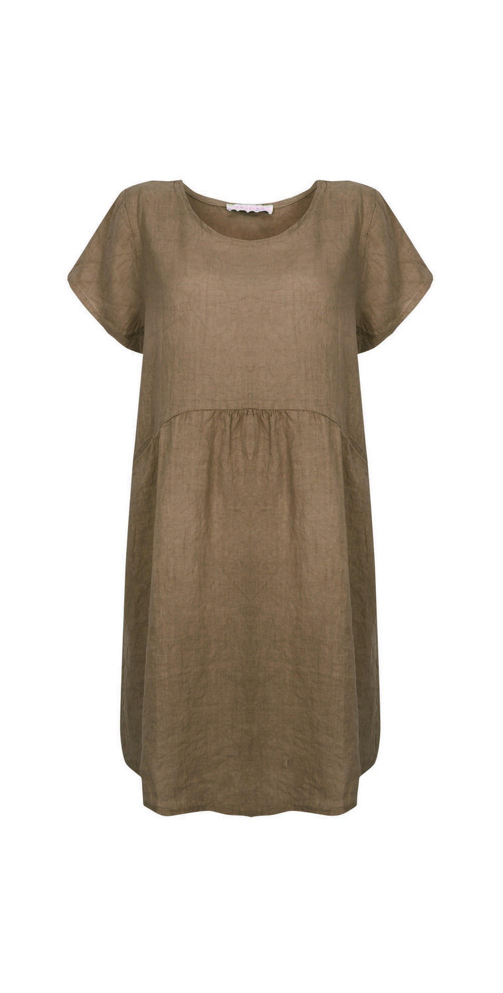 Lexia Linen Dress  main image