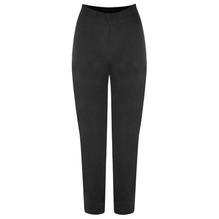 Foil Trapeze Black 7/8 Pull on Trouser - Black