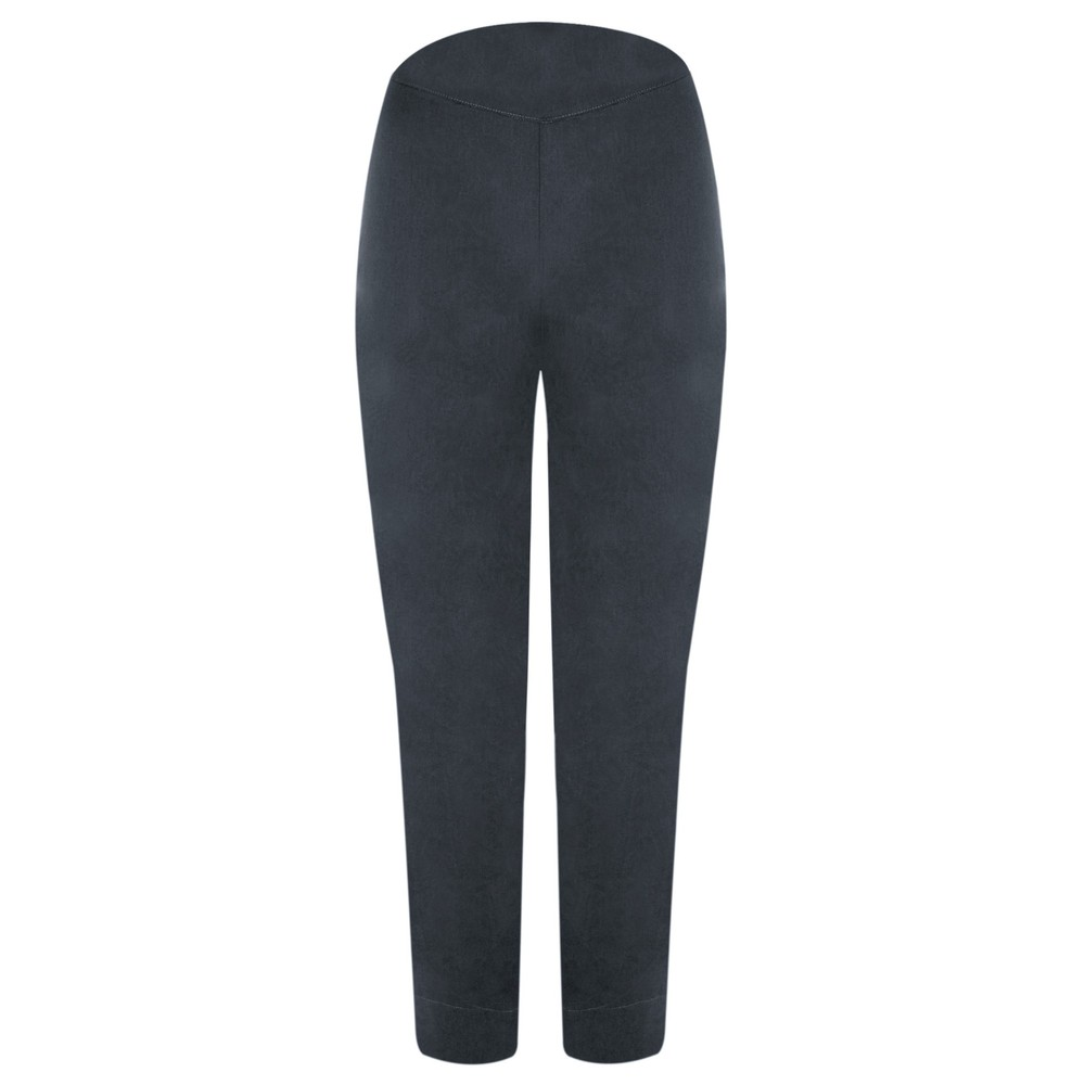 Foil Trapeze Navy 7/8 Pull on Trouser True Navy