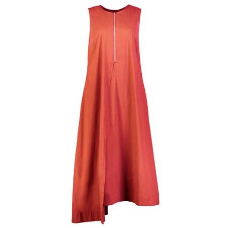 Foil Swede Sensations Trapeze Dress - Multicoloured