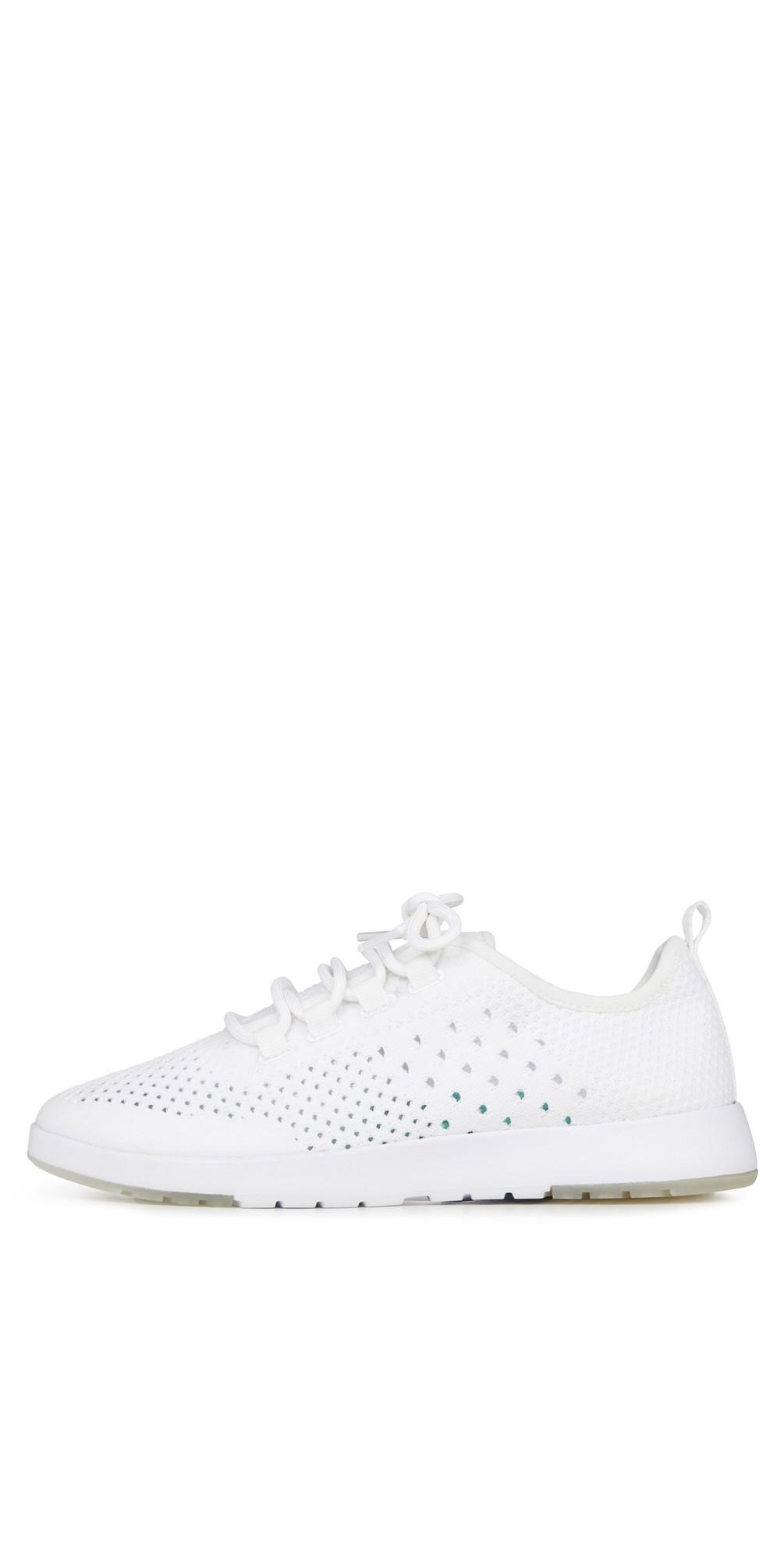 Miki White Washable Sneakers main image