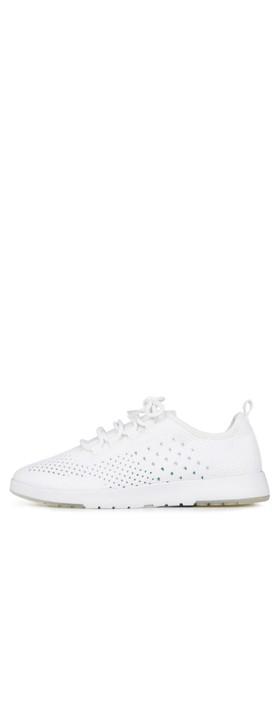 EMU Australia Miki White Washable Sneakers White