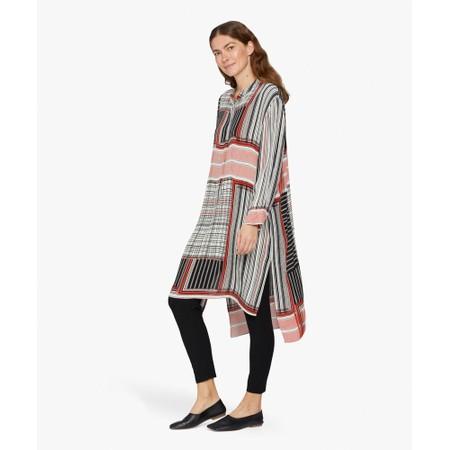Masai Clothing Nolena Dress - Red