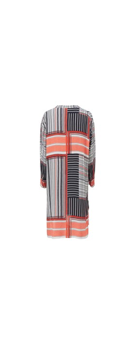 Masai Clothing Nolena Dress Valient Poppy