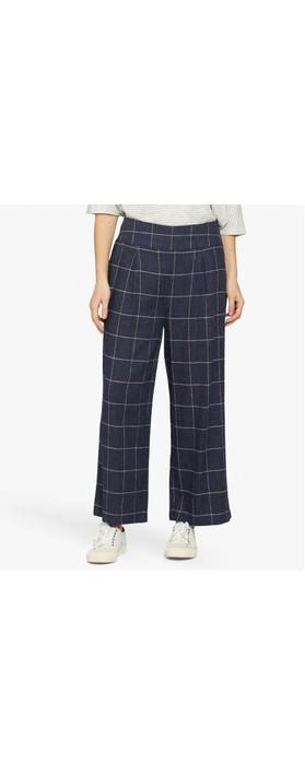 Masai Clothing Purnis Trouser Navy