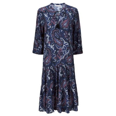 Masai Clothing Nari Dress - Blue
