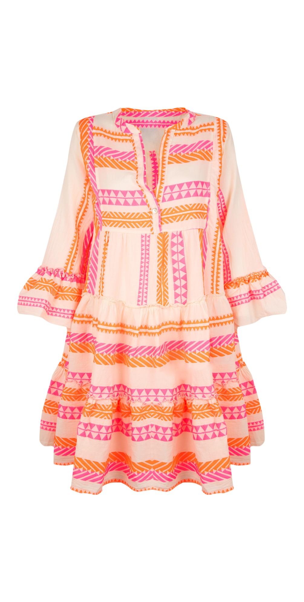 Ella Greek Style Tunic Dress main image