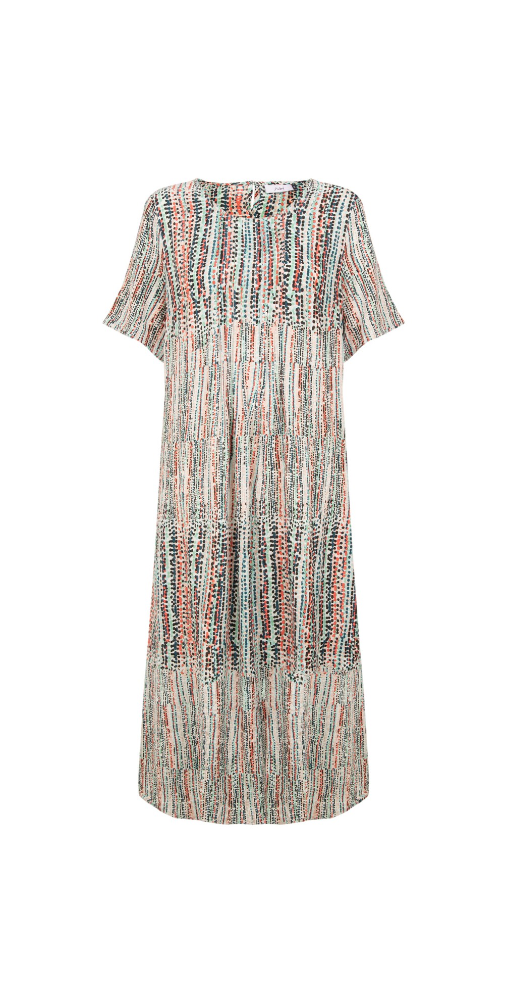 Cressida Horizon Print Dress main image