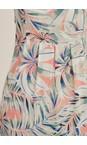 Adini Melon Marin Hothouse Print Dress