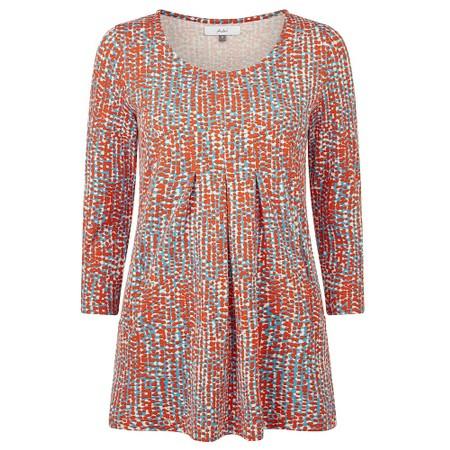 Adini Caplla Summer Spot Print Tunic - Multicoloured