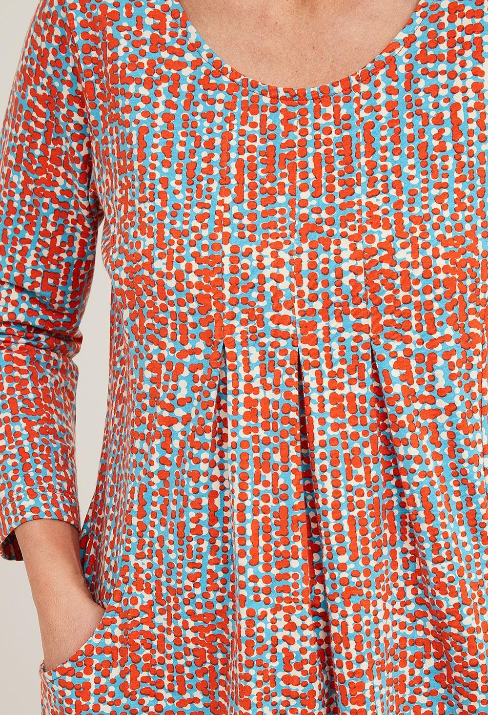 Caplla Summer Spot Print Tunic main image