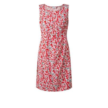 Adini Coco Lollipop Print Dress - Orange