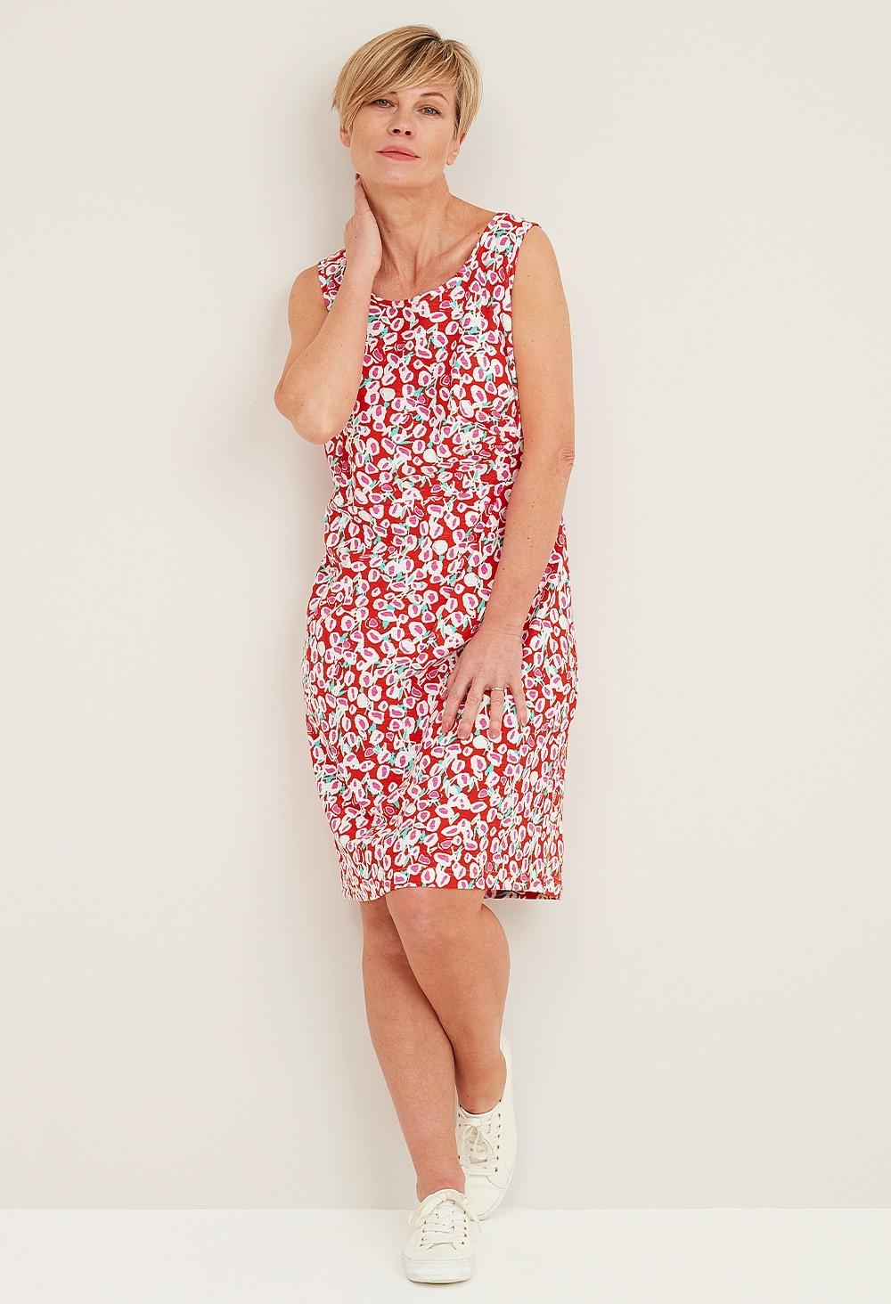 Coco Lollipop Print Dress main image
